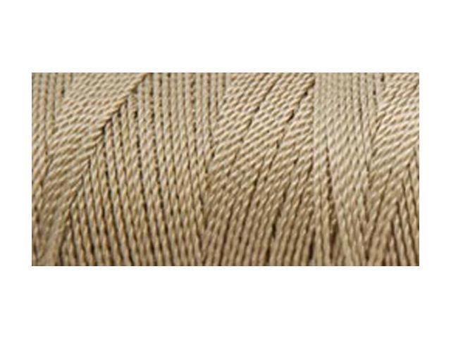 Nylon Thread Size 2 275 Yards-Khaki