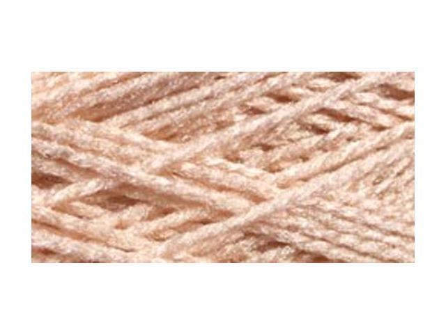 Needloft Craft Yarn 20 Yard Card-Fleshtone