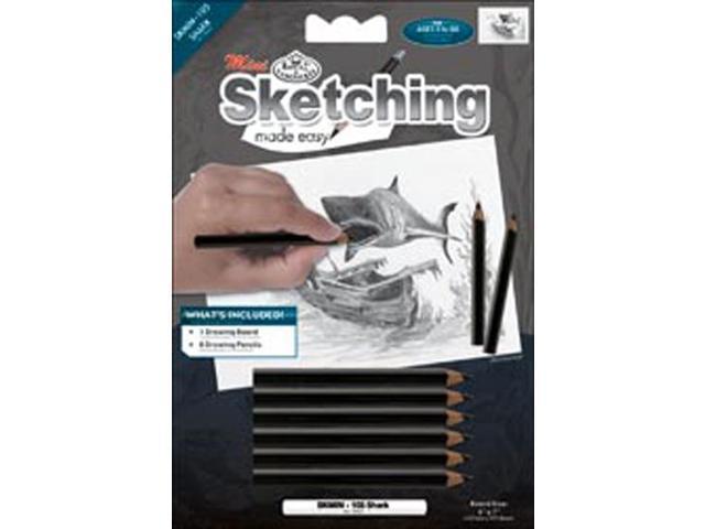 Mini Sketching Made Easy Kit 5