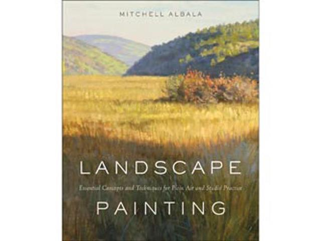 Random House Books-Landscape Painting