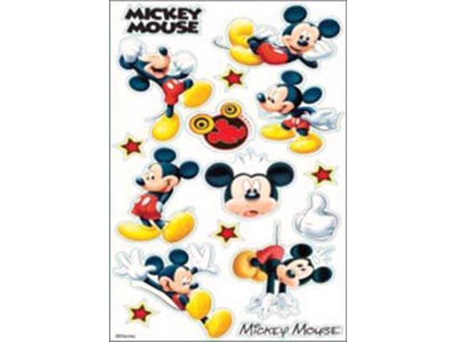 Disney Classic Sticker-Mickey Mouse