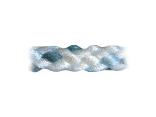 Bonnie Macrame Craft Cord 6mmX100yd-Blue Ice