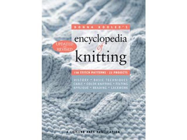 Leisure Arts-Encyclopedia Of Knitting Revised