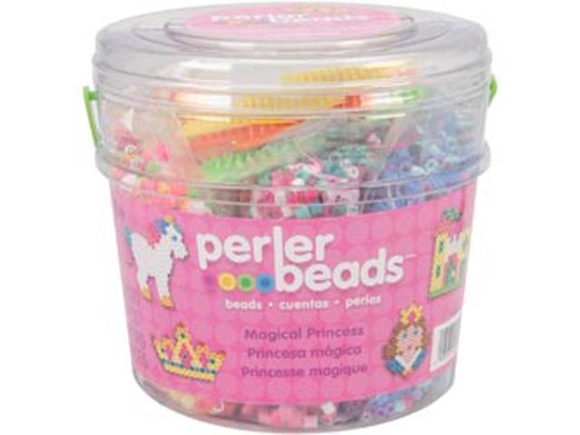 Perler Fused Bead Bucket Kit-Magic Princess