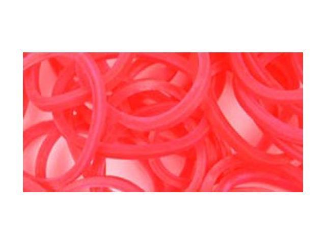Loom Bands Value Pack 525/Pkg-Red