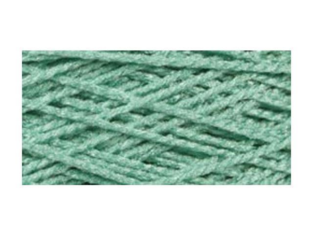 Needloft Craft Yarn 20 Yard Card-Mermaid Green
