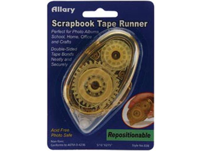 Repositionable Scrapbook Tape Runner-5/16