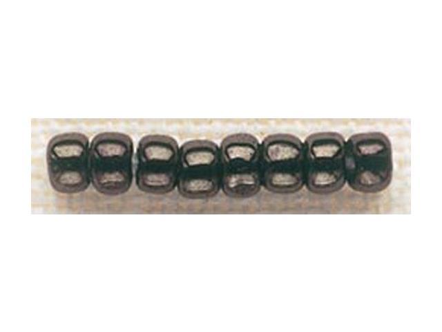 Mill Hill Glass Beads Size 6/0 4mm 5.2 Grams/Pkg-Umber