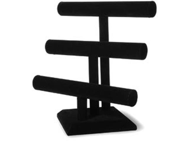 Triple Bar Jewelry Stand 12
