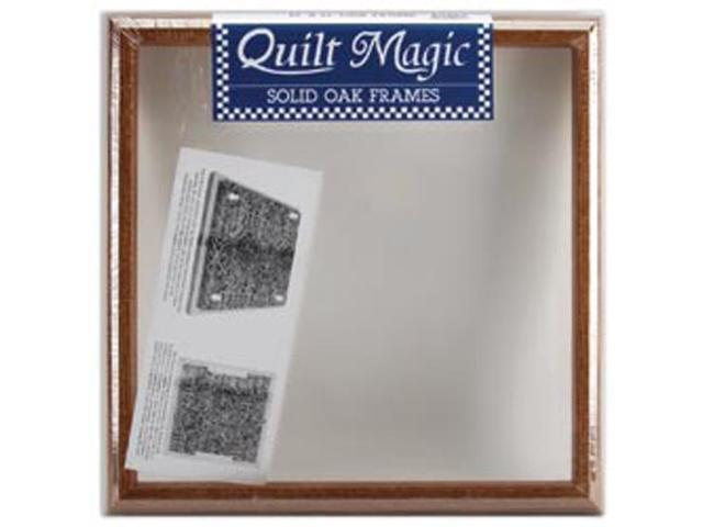 Quilt Magic Oak Frame-12
