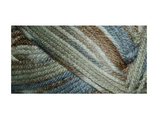 Everyday Anti-Pilling Soft Worsted Prints Yarn-Beach