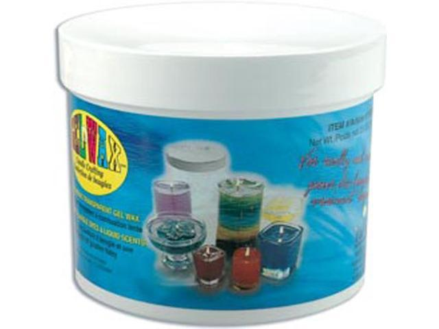 Gel Wax Candle Crafting 23oz-Clear