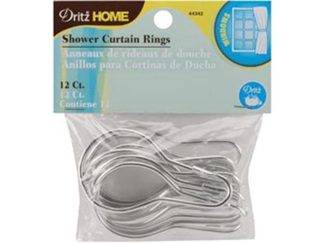 Shower Curtain Rings 2-3/4