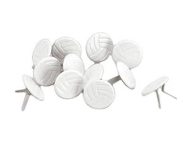 Eyelet Outlet Brads-Volleyball 12/Pkg