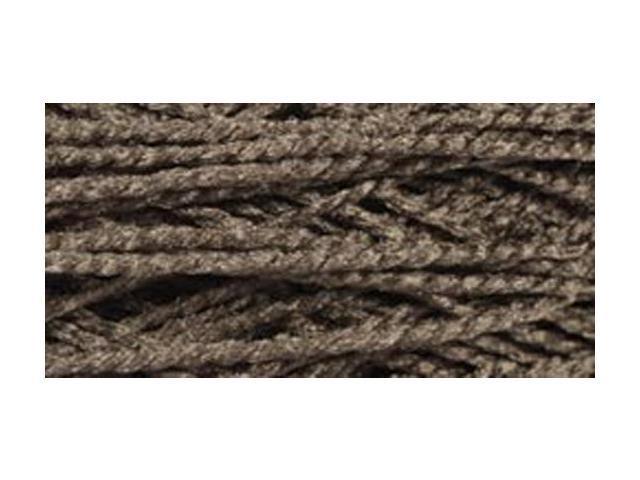 Needloft Craft Yarn 20 Yard Card-Cinnamon