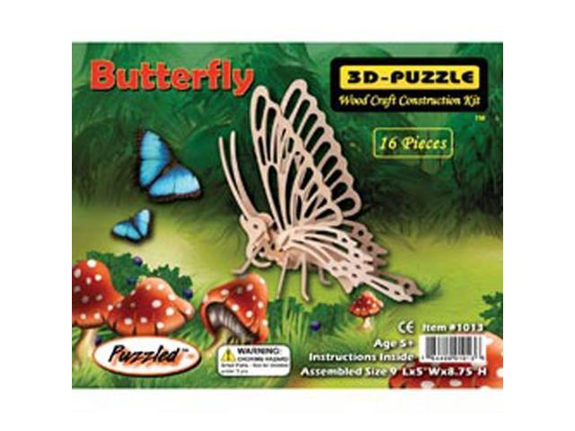 Jigsaw 3D Puzzle 16 Pieces 9