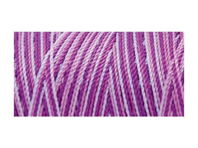 Nylon Thread Size 2 275 Yards-Purples Print