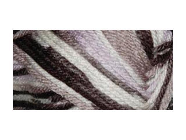 Everyday Anti-Pilling Soft Worsted Prints Yarn-Antique Lavender