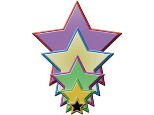Spellbinders Nestabilities Dies-Stars