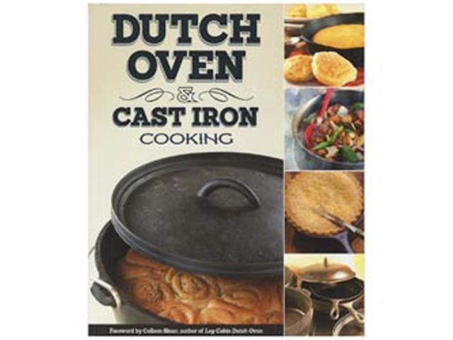 Design Originals-Dutch Oven & Cast Iron Cooking