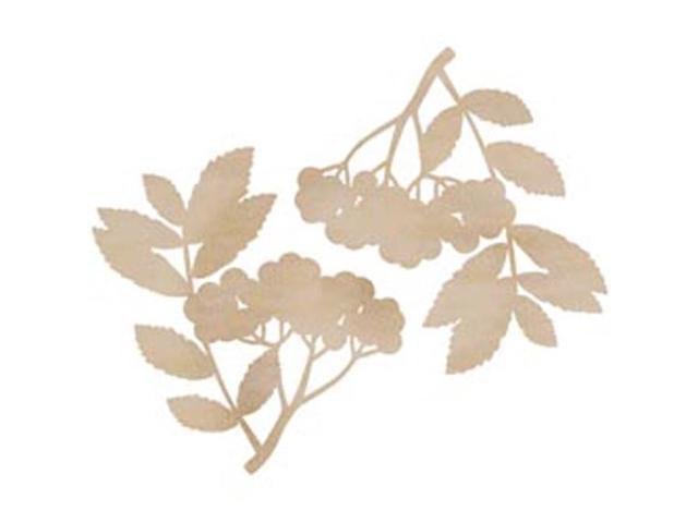 Wood Flourishes-Twig & Berries 2/Pkg