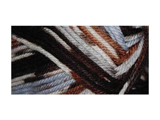 Everyday Anti-Pilling Soft Worsted Prints Yarn-Winding River