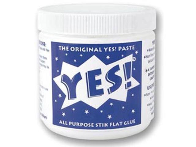 Yes! All-Purpose Stik Flat Glue-1 Pint