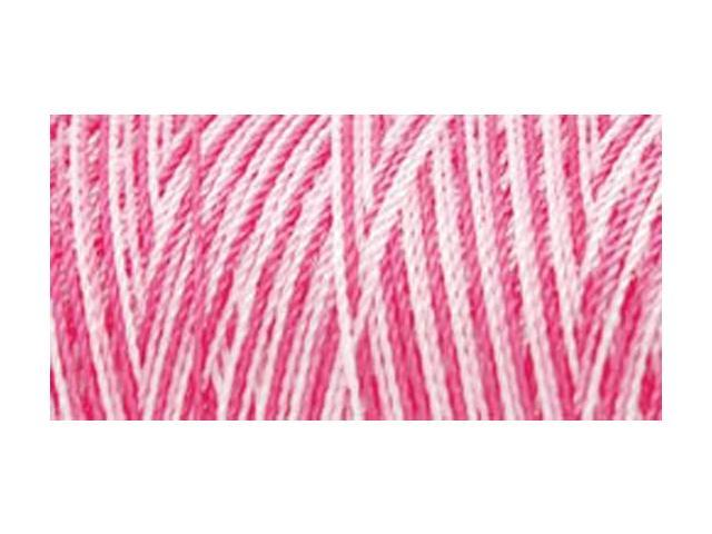 Nylon Thread Size 2 275 Yards-Pinks Print