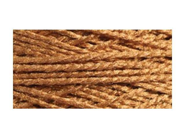 Needloft Craft Yarn 20 Yard Card-Maple