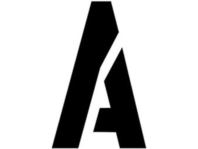 Stencil-It Reusable Lettering Set-9