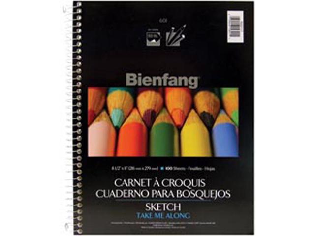 Bienfang Sketch Book 8.5