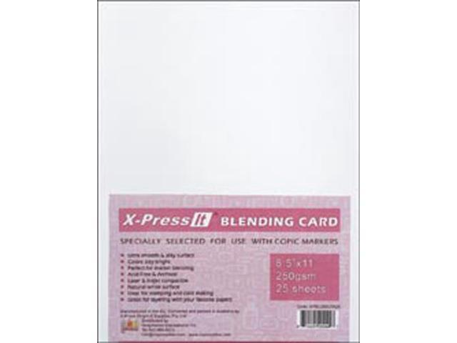 X-Press Blending Card 8.5