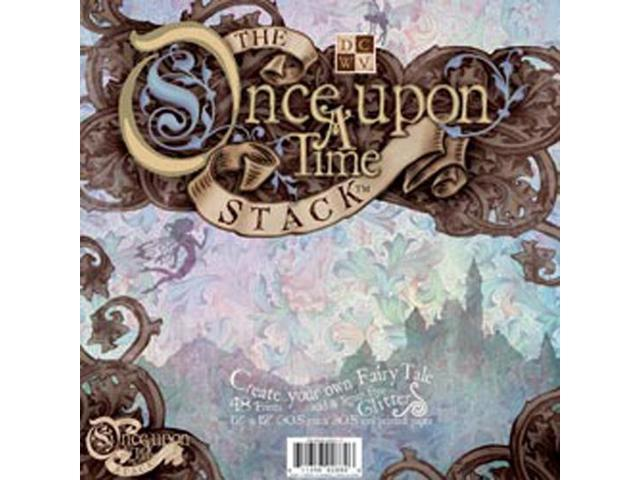 Once Upon A Time Paper Stack 12