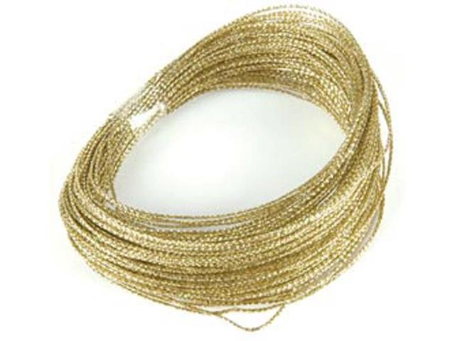 Bowdabra Bow Wire 50'-Gold