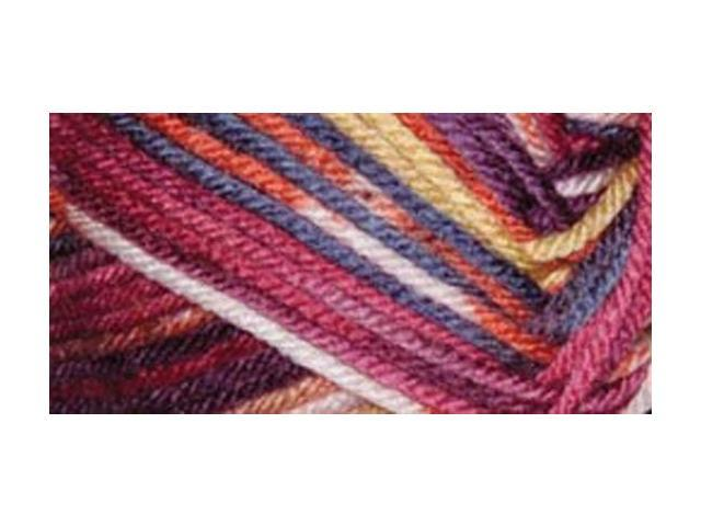 Everyday Anti-Pilling Soft Worsted Prints Yarn-Carnivale