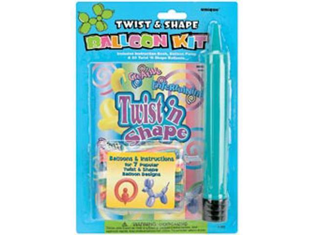 Twist & Shape Balloon Kit-