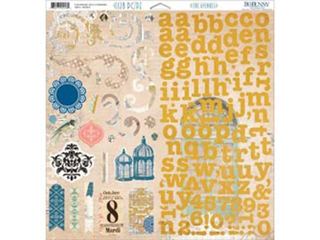 The Avenues Adhesive Chipboard 12