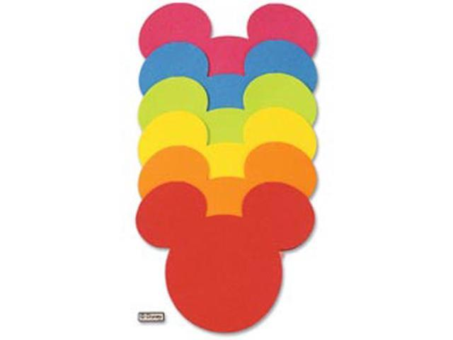 Disney Journaling Cards-Mickey Icon - Head W/Ears