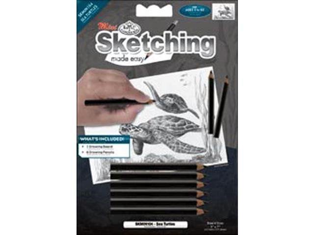 Mini Sketching Made Easy Kit 5