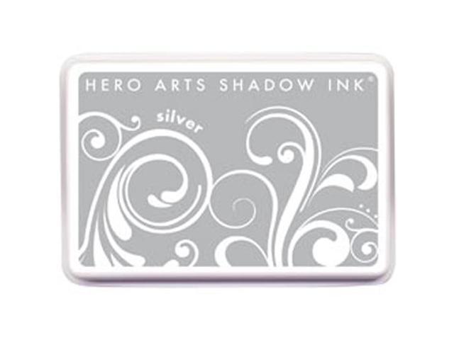 Hero Arts Shadow Inks-Silver