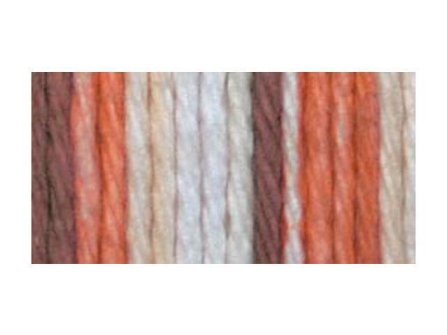 Spinrite 454476 Sugarn Cream Super Size Stripes-Natural