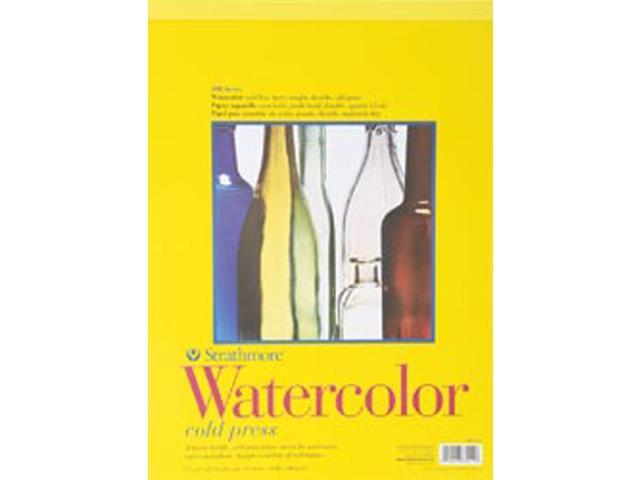 Strathmore Watercolor Cold Press Paper Pad 11