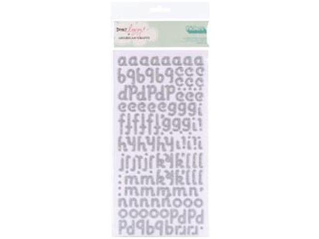 Thickers Glitter Chipboard Stickers 6