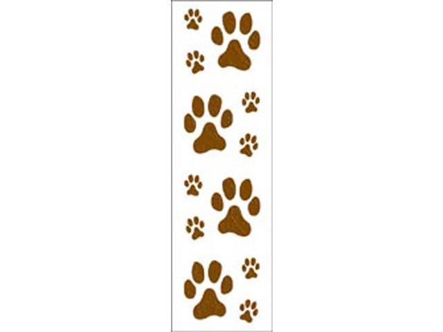 Mrs. Grossman's Stickers-Dog Paws