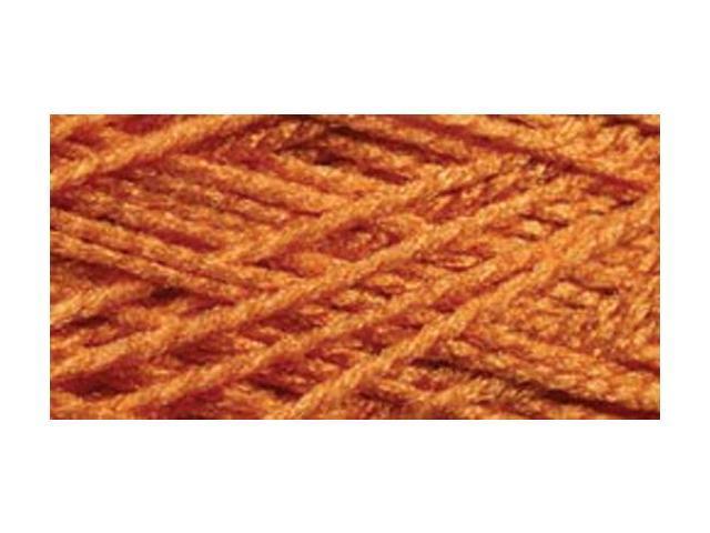 Needloft Craft Yarn 20 Yard Card-Pumpkin
