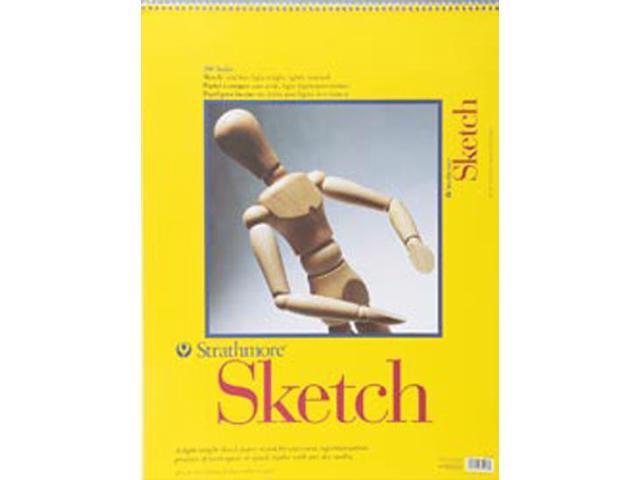 Strathmore Spiral Sketch Book 18