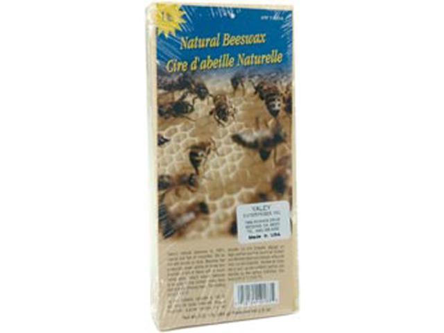 Beeswax 1 Pound Block-Natural