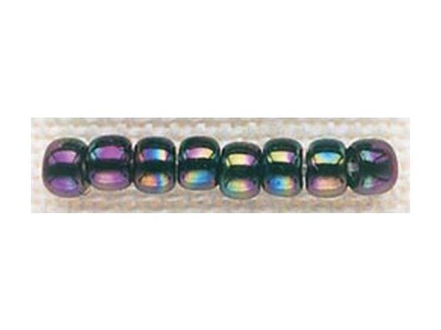 Mill Hill Glass Beads Size 6/0 4mm 5.2 Grams/Pkg-Rainbow