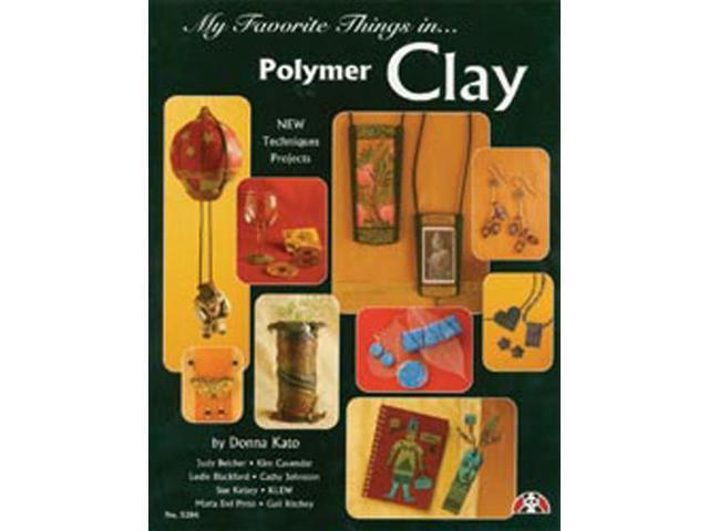 Design Originals-My Favorite Things In Clay