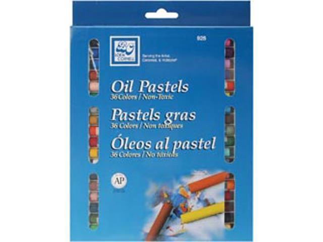 Oil Pastels 36/Pkg-